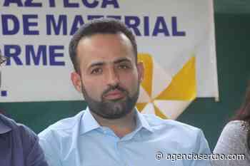 Prefeito de Embu das Artes foi preso na Região de Vitória da Conquista com arma e R$ 650 mil - Agência Sertão