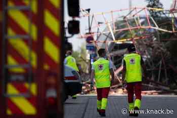 Instorting in Antwerpen: nog steeds vijf vermisten