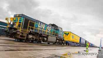 Lineas versterkt positie North Sea Port met treindienst Gent-Milaan - SpoorPro.nl