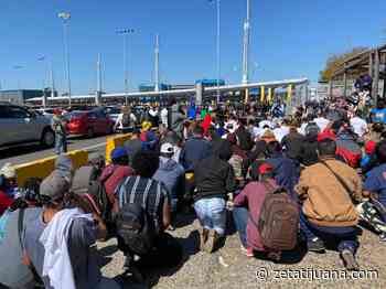 Aumenta crisis migratoria en El Chaparral - ZETA - Zeta
