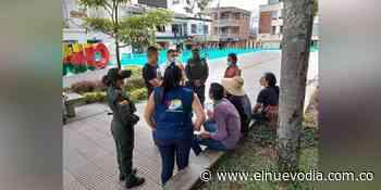 Amenazan a tres integrantes del Movimiento Juvenil Chaparral - El Nuevo Dia (Colombia)