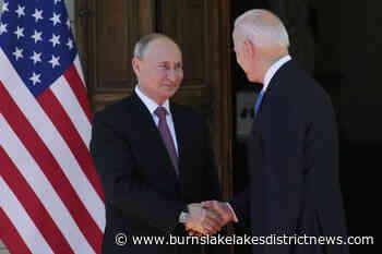 Biden says meeting with Putin not a 'kumbaya moment' - Burns Lake Lakes District News