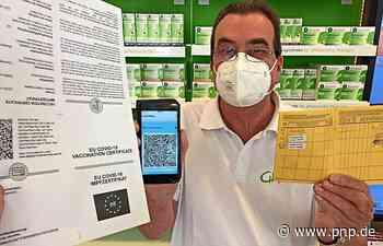 """Digitaler Impfpass: """"Der Andrang ist groß, aber der Server schwach"""" - Passauer Neue Presse"""