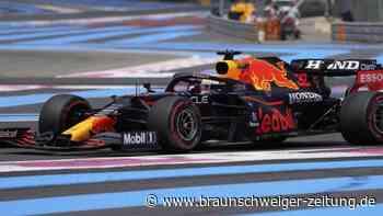 Rutschpartie in Frankreich: Formel 1 auf Startplatz-Jagd