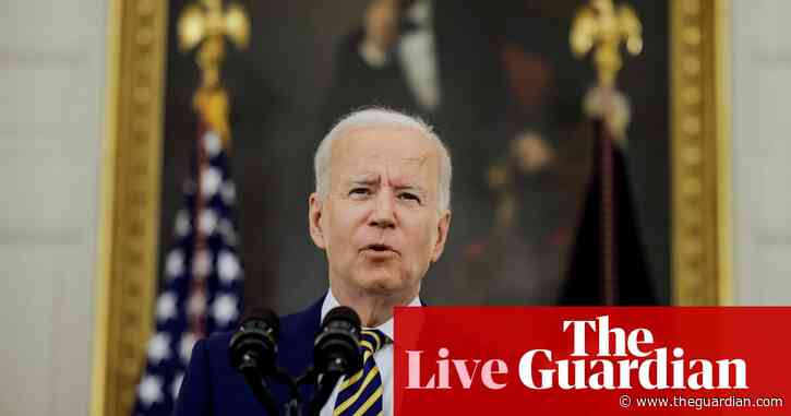 Covid 'remains a serious and deadly threat' for unvaccinated people, Biden says – as it happened