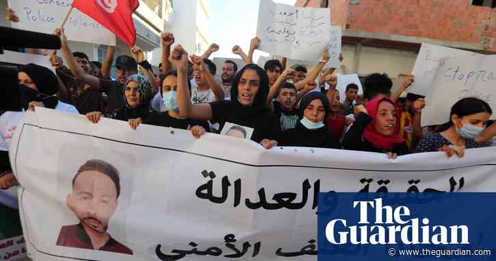 'They beat him': fear and anger at latest police killing in Tunis