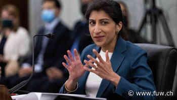 Lina Khan: Anführerin der Monopolfeinde | Unternehmen Technologie | Finanz und Wirtschaft - Finanz und Wirtschaft