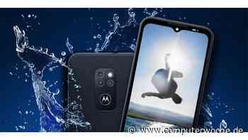 Defy: Neues Rugged-Smartphone von Motorola und Bullitt