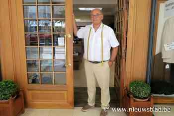 Maes Fashion in Deurne sluit de deuren: traditionele herenkledingzaken worden schaars - Het Nieuwsblad