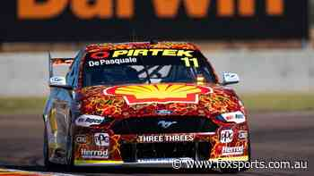 LIVE: Supercars gun keeps hot streak alive with stunning record lap