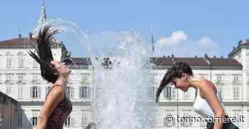 Piemonte, fine settimana «bollente»: sabato a Torino sono previsti 33 gradi - Corriere della Sera