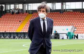 """Cairo omaggia Boniperti: """"Orgoglioso avversario del Grande Torino"""" - Tuttosport"""