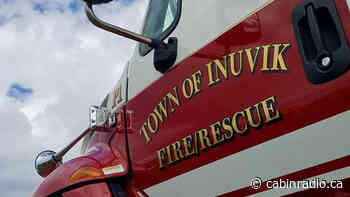Two fires in one day prompt Inuvik warning - Yellowknife - Cabin Radio
