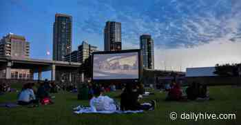 Free movies are coming back to Toronto's Fort York this summer | Listed - Daily Hive