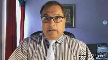 Dr. Karim Kurji, York Region's top doctor, to retire in September - CP24 Toronto's Breaking News