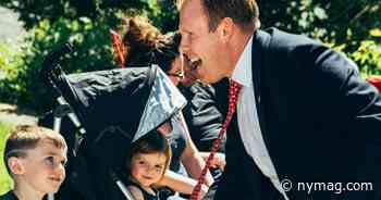 On the Campaign Trail With Andrew Giuliani - New York Magazine