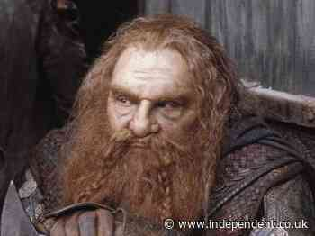 Lord of the Rings Gimli 'star' breaks silence and 'apologises' to cast members - The Independent