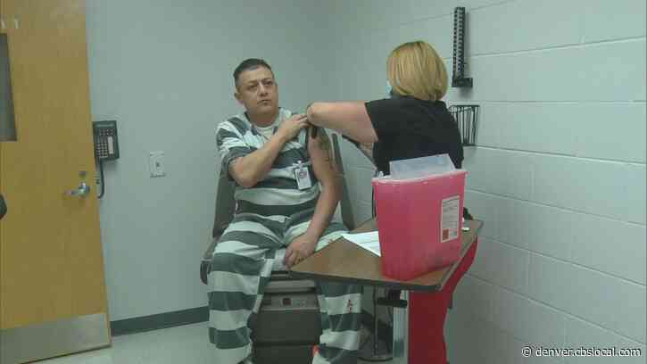 'Leaving Here Vaccinated': Broomfield Jail Boasts 85% COVID Vaccination Rate
