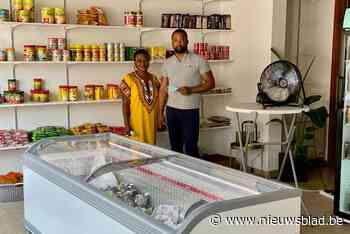 """Exotische producten vond ze niet in de plaatselijke winkels en dus opende Chantal (39) zelf een Afroshop: """"Dit was altijd al een droom"""""""