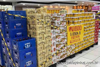 Jacutinga (MG) proíbe venda e consumo de bebidas alcoólicas nos finais de semana - Portal de Pinhal ®