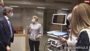 Fibrolaringoscopio di ultima generazione donato al Cro di Aviano L'iniziativa della famiglia di Sara Butelli - Telefriuli