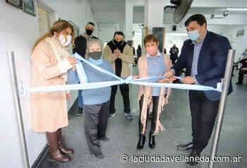 Inauguraron remodelaciones en el Centro de Jubilados San Emilio - Diario La Ciudad de Avellaneda