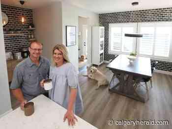 Modern style: award-winning home showcases eye-catching selections - Calgary Herald