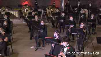 300 Calgary high school band students to perform in virtual year-end concert - CTV Toronto