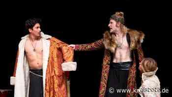 Leben Eduard II im Landsberger Stadttheater - kreisbote.de