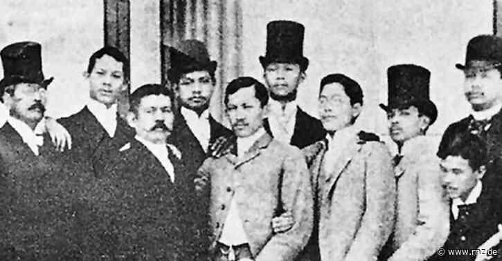 Heidelberg:  Wie José Rizal nach Heidelberg kam