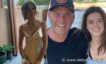 TODAY show host Karl Stefanovic shares a photo of his 16-year-old daughter Ava at her school formal