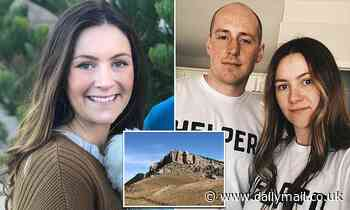 Wyoming woman Callie Aust dies in plunge from cliff during sunrise hike with her husband