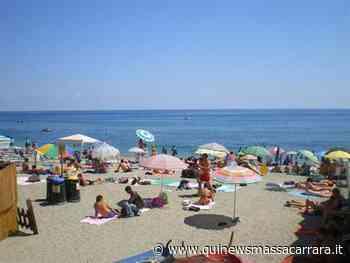 Spiaggia libera solo su prenotazione, ecco come - Qui News Massa Carrara