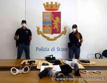 Perseguita l'ex socio e diventa il suo incubo - Toscana Media News