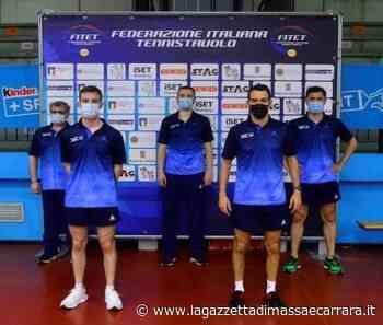 Apuania Carrara Tennistavolo domani disputerà la finale della Coppa Italia - La Gazzetta di Massa e Carrara