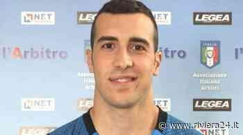 Serie D, Riccardo Galasso di Ciampino dirige Sanremese – Chieri - Riviera24