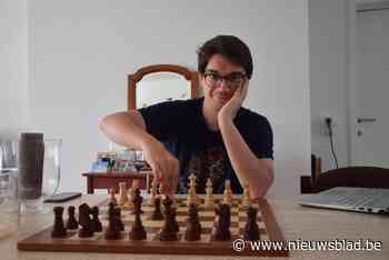 Arno (22) trekt naar Servië voor belangrijke schaakwedstrijd en kan terugkomen als internationaal meester