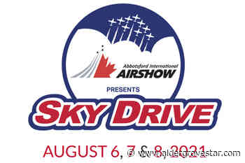 Abbotsford International Airshow returns for 2021 with 'SkyDrive' – Aldergrove Star - Aldergrove Star
