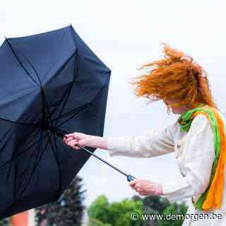Onweer met intense neerslag en rukwinden op komst