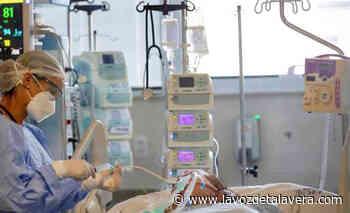 Sensible descenso en el número de pacientes hospitalizados por COVID en Talavera, Toledo y CLM - La Voz de Talavera Digital
