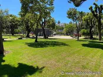 Alghero, apre il nuovo Parco Tarragona - Alghero News