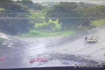 Judicializado presunto responsable de 'peaje ilegal' en La Bonanza, Jamundí - 90 Minutos