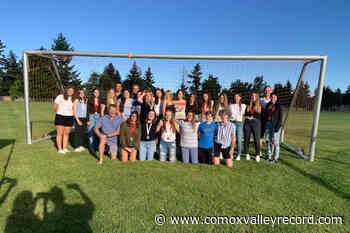 Comox Valley United U18 girls graduate from youth soccer – Comox Valley Record - Comox Valley Record