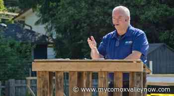 Pat McKenna resigns position with Comox council - My Comox Valley Now