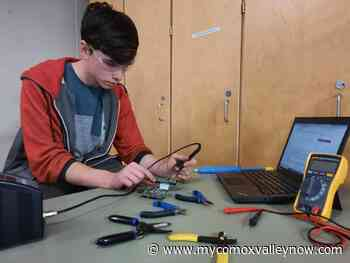 Valley student wins silver at Skills Canada national event - My Comox Valley Now