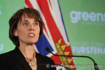 BC Green leader Furstenau introduces old-growth logging petition - Comox Valley Record