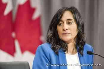 Canada to receive 1 million Moderna vaccine doses from the U.S. - Comox Valley Record