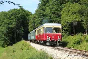 Ulmer Eisenbahnfreunde: Kulinarische Tour mit der Lokalbahn Amstetten-Gerstetten - Heidenheimer Zeitung