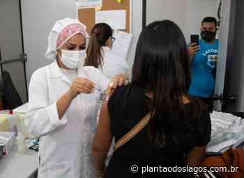 Covid-19: Vacinação segue na Fipac, em Arraial do Cabo, para trabalhadores cadastrados - Plantao dos Lagos