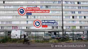 Roubaix : à l'Hommelet, un désintérêt massif pour les élections départementales et régionales de dimanche - La Voix du Nord